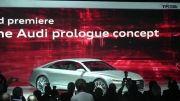 رونمایی از Audi Prologue Concept