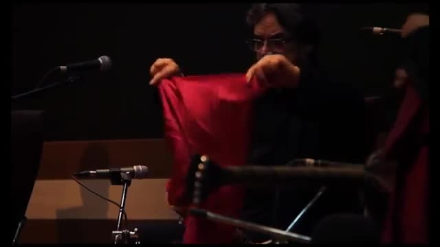 حراج ساز حسین علیزاده و حرف های شنیدنی محمد معتمدی