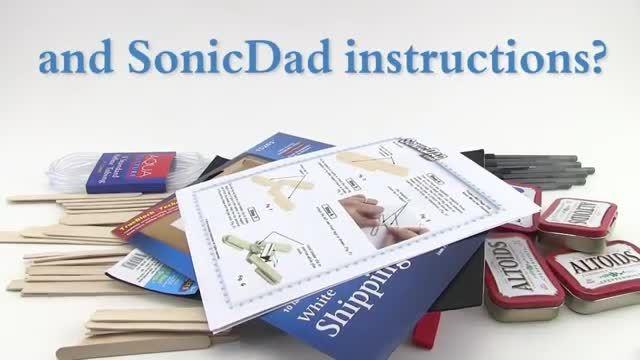 ساخت توپ کوچک،با لوازم دم دستی(Sonic Dad)