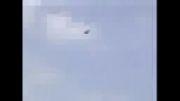 زدن هلیکوپتر اسرائیلی توسط رزمندگان حزب الله