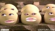 انیمیشن بسیار با مزه Eggs a Cracking