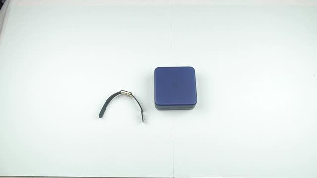 خرد شدن اپل واچ توسط دو آهنربای نئودیمیوم قدرتمند