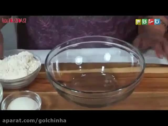 حلوای هندی آموزش شیرینی پزی فیلم کلیپ گلچین صفاسا