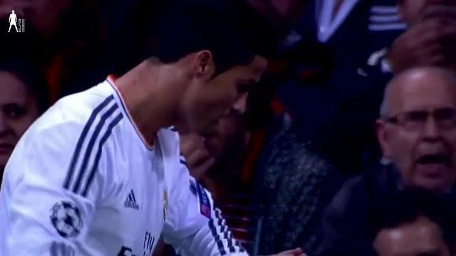 هایلایت کامل بازی کریستیانو رونالدو مقابل یوونتوس(2013)