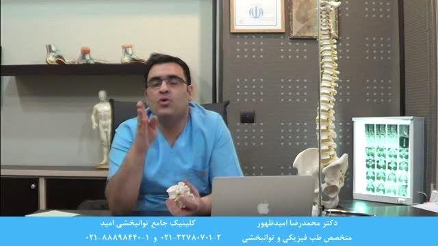 درمان سرخوردگی مهره های کمر