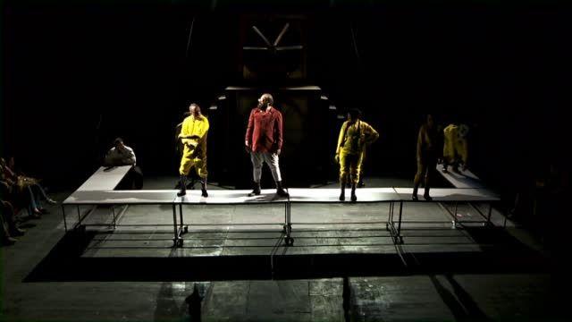 آزاد شدن رقص زنان در تئاتر !
