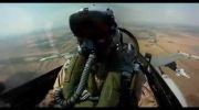 تمرین خلبانان اف 16