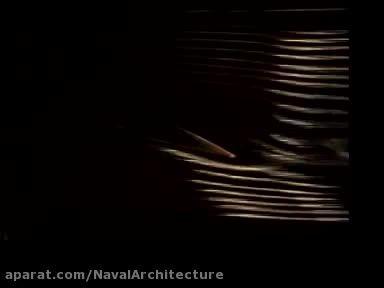 جریان هوا حول یک ایرفویل