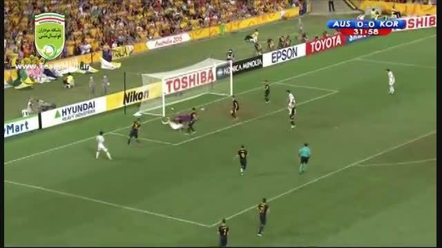 استرالیا 0 - 1 کره جنوبی (جام ملت های آسیا 2015)