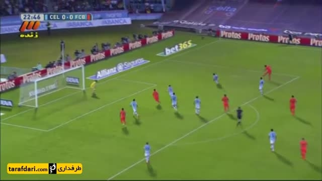 خلاصه بازی سلتاویگو 0-1 بارسلونا