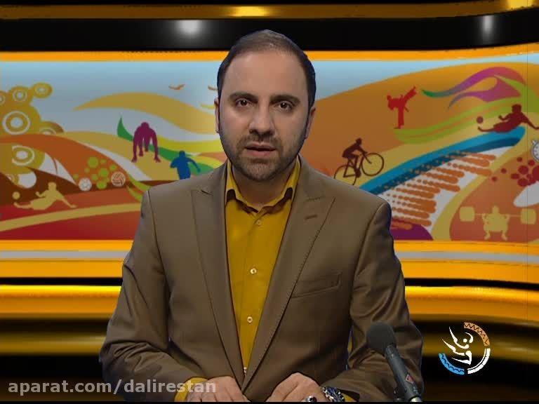 اردوی ملی پوشان زورخانه ای پیش از رقابتهای آسیا-تبریز