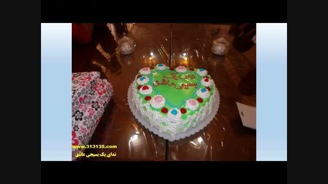 کلیپ گزارش تصویری جشن دو سالگی ندای یک بسیجی عاشق