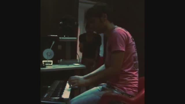 صدای زیبا و جذاب یوسف زمانی در استدیو Red
