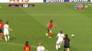 هلند 1-0 اسپانیا. فینال فوتبال زیر 19سال بانوان اروپا