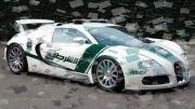 خودروهای سوپر لوکس پلیس