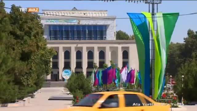 سمرقند و بخارا شهر های تاریخی ترکان ازبکستان