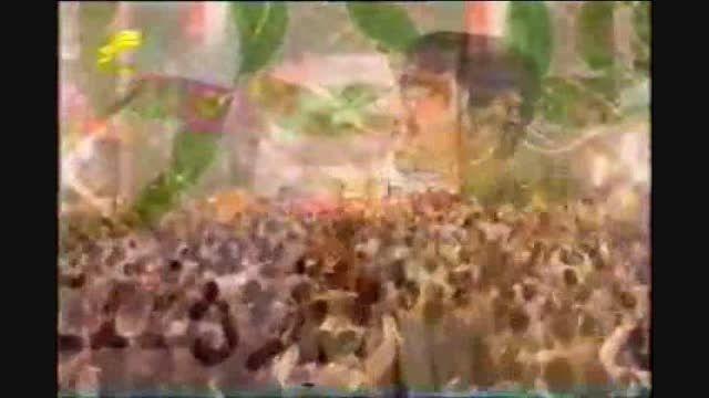 حاج محمود کریمی-محمدرضا طاهری-میلاد امام علی ع سال 1378