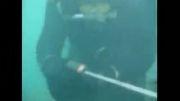 فکر می کنید زیر آب می شه جوشکاری کرد؟