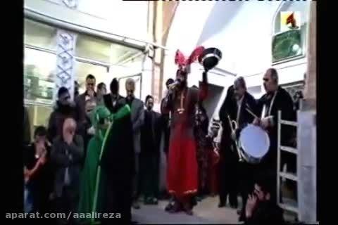 تعزیه بازار شام.شهادت حضرت رقیه(س)