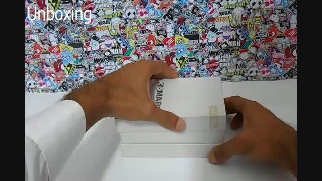 آنباکسینگ (جعبه گشایی) گوشی گلکسی نوت 5 (تخصصی سی مارک)
