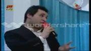 خنده احسان علیخانی  در ویژه برنامه تحویل سال 89