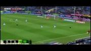 بازی فوتبال اسپانیا و ایتالیا