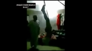 شکنجه بیرحمانه دختر در خانه