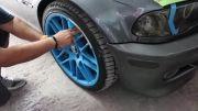 شیوه ای نوین در رنگ آمیزی خودرو