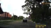 ビデオ2014でキャプチャ自動車事故 - Car Crash Compilation January 2014 Russ