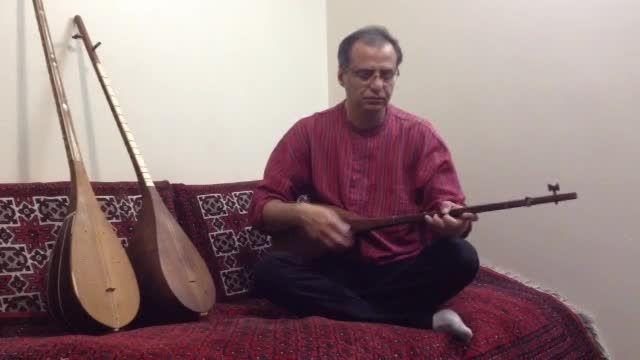 دوتار مسعود خضری - اجرای آی جمال