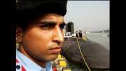 انفجار درزیر دریایی هند