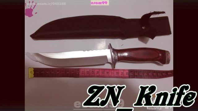 فروش انواع چاقو شکاری