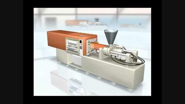 اجزای ماشین های تزریق پلاستیک