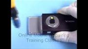 آموزش باز و بسته کردن گوشی نوکیا مدل NOKIA N95