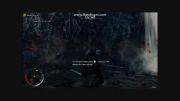 گیم پلی از بازی Shadow of mordor/ قسمت سوم/ فرار از غول