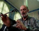 ازسمات حاجی نبوی در حسینیه امام زاده سلطان سید محمد قزوین قسمت( دوم) از نه بخش
