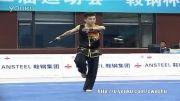 ووشو ، مسابقات داخلی چین ، فینال نن دائو ، مقام اول