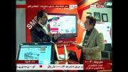 گزارش زنده از غرفه میزبان پیامک در نمایشگاه تبلیغات 3