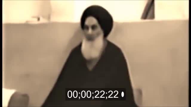 نادر: درس خارج اصول ایت الله سیستانی