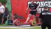 461 کیلو رکورد جدید بندیگ مگنسون در قویترین مردان اروپا