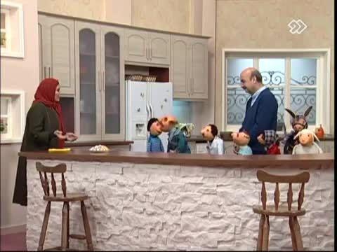 کلاه قرمزی 94 - حمله کردن جیگر به سحر دولتشاهی