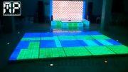 استیج کف نورپردازی LED