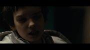 صحنه ای ترسناک از فیلم let me in