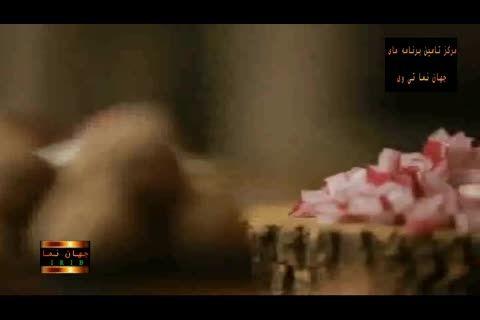 ویدیوی دیدنی ( آب دوغ خیار)