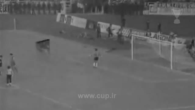 ایران - کره/قهرمانی ایران در فینال بازی های آسیایی 1990