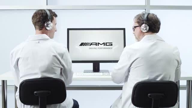 کلیپ بسیار جالب صدای فوق العاده مرسدس بنز AMG GT ۲۰۱۵