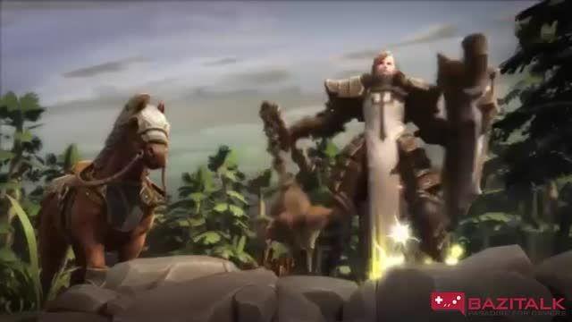 تریلر معرفی Johanna در بازی Heroes of the Storm