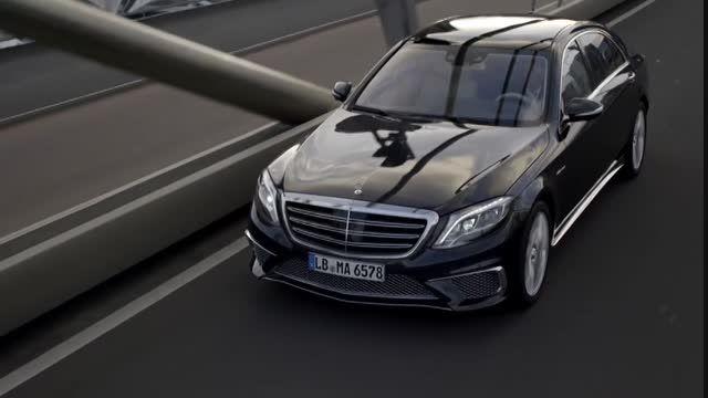 Mercedes Benz S65 AMG _ مرسدس بنز اس 65 آ ام گ