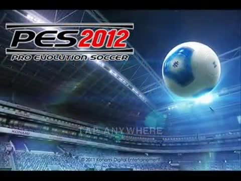 PES 2012 Pro Evolution Soccer By Androidkade