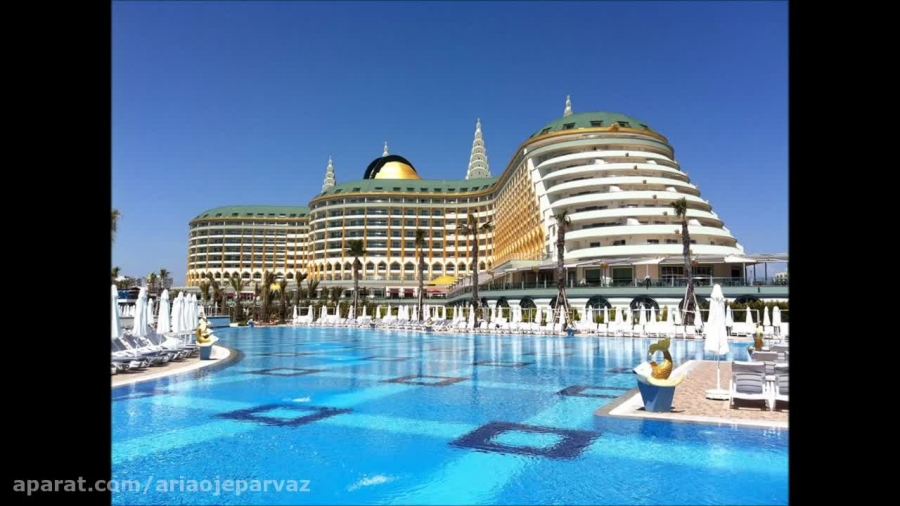 آزانس هواپیمایی آریا اوج پرواز رزرو هتل در ایران و در ت